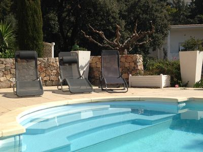 Photo for SETE DRC VILLA MONT SAINT CLAIR SOUTH COAST PRIVATE POOL F2