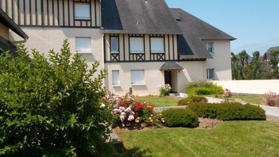 Photo for CABOURG APPART CLASSED 3 *** 480 m from the beach, 3p 40 m2, 2ch, separate WC, WIFI gr