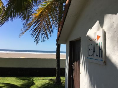 Photo for BEACH HOUSE SOFIA - COSTA AZUL - EL SALVADOR - CENTRAL AMERICA