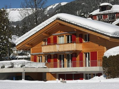 Photo for Apartment in the center of Grindelwald with Parking, Internet, Balcony (139295)