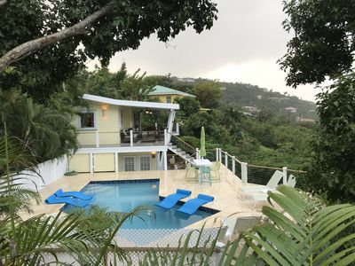 Photo for Idyllic Villa - Private Home - Private Pool & Beautiful Views