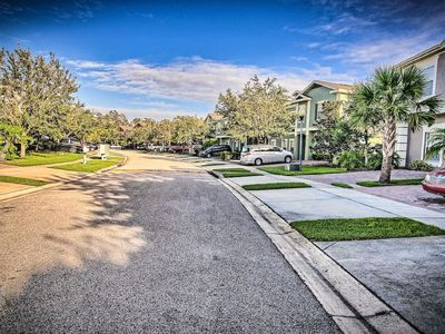 Photo for Coral Cay Resort 4 + 1 BDR Townhome 8 miles to Disney!