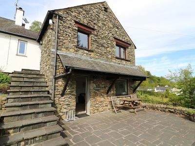 Photo for LATTERBARROW, family friendly, with a garden in Hawkshead, Ref 982609