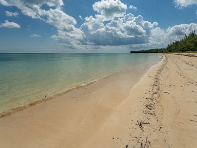 Photo for 12 Miles of Private Beach at Eva's Lodge