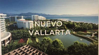 Photo for Ocean front Resort 1BR w/ Kitchen (4A & 2K) unit in Sea Garden Nuevo Vallarta