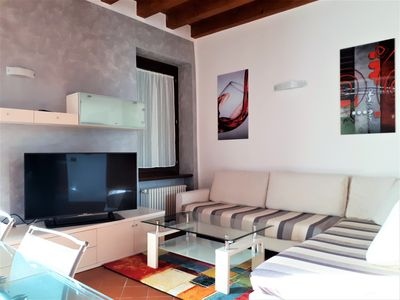 "Photo for ""pacengo"" three-room apartment 5 beds ideal for families and groups of friends."