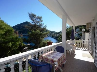 Photo for Apartments and Rooms Nike (50271-S4) - Sobra - island Mljet