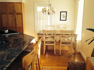 Photo for Sunny 3BR house 10 min walk from Harvard Square