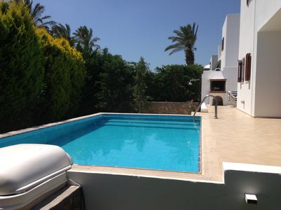 Photo for Villa Helios with Private Pool and  Garden with Barbecue and Free Wi-Fi