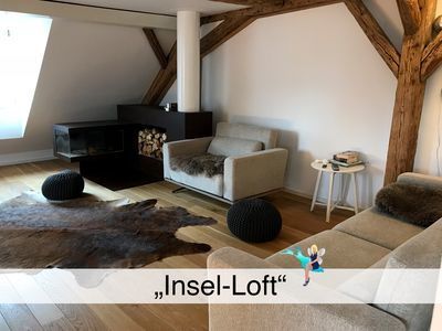Photo for Duplex on Lindau Island, luxurious with roof terrace and 2 bedrooms.