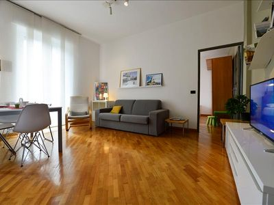 Photo for Nice flat in Milan, close to the underground line MM3