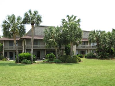 Photo for Captain John Fripp/Courtyard Pool/Walk to Beach, Amenities
