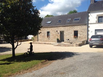Photo for 2BR House Vacation Rental in Leuhan, Bretagne