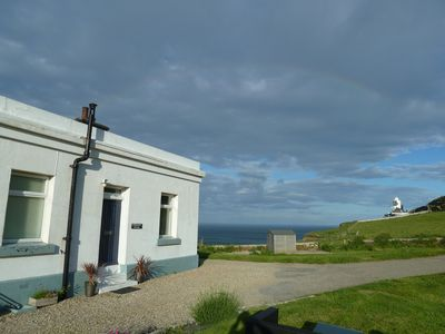 Photo for Holiday cottage for two - Part of the Old Whitby Foghorn Station