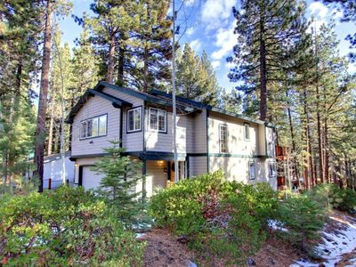 Tahoe Themed 4 Bedroom Tahoe Paradise Home