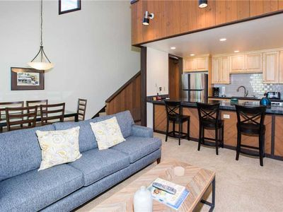 Photo for Three Kings 37 (2BR Plus Loft Gold): 2 BR / 2.5 BA  in Park City, Sleeps 6