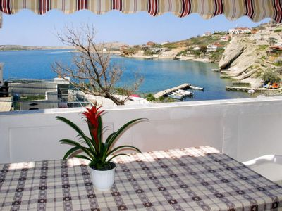 Photo for Apartment Haus Roko (PAG106) in Pag/Pag - 7 persons, 3 bedrooms