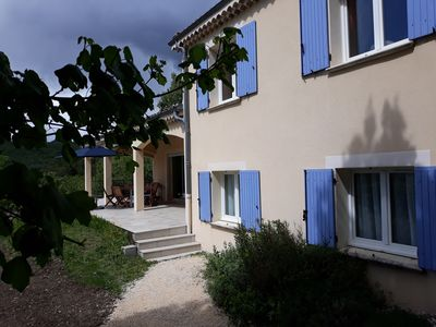 Photo for 3BR Villa Vacation Rental in Puy-Saint-Martin