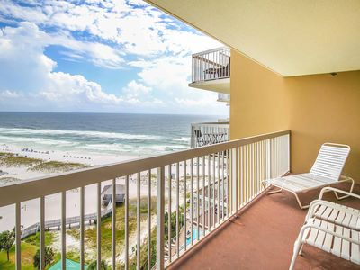 Photo for Wonderful 2 Bedroom Gulf View Condo/ Located in the Heart of Destin