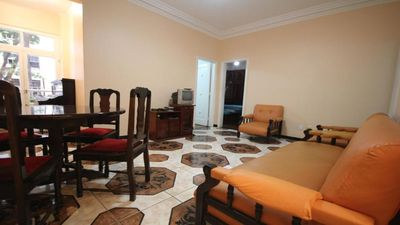 Photo for Apartment with 3 bedrooms in Copacabana Posto 2, 100m. from beach