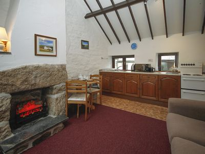Photo for Cosy 1 Bedroom Cottage With Moorland Views