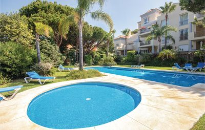 Photo for 2 bedroom accommodation in Marbella-Cabopino