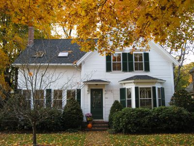 Photo for A Beautiful Home in Historic Concord - Walk to everything!