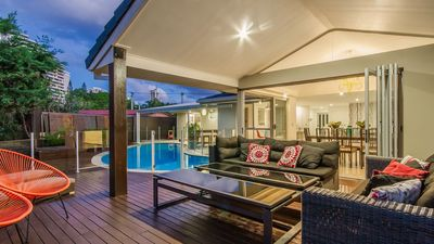 Photo for VOGUE HOLIDAY HOMES - LAGUNA BAY @ BROADBEACH  (HEATED POOL)