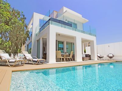 Photo for INDIGO  - 2Bed located in the CENTER OF PROTARAS FEW METERS FROM FIG TREE BAY BEACH