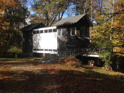 Photo for Secluded Modern Retreat Half Hour from Washington, DC