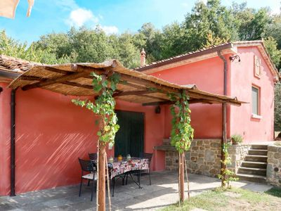 Photo for Vacation home Casa Il Nido del Sorbino (CFT171) in Castiglion Fiorentino - 3 persons, 1 bedrooms