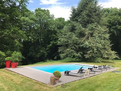 Photo for Family country house 20 minutes from Deauville