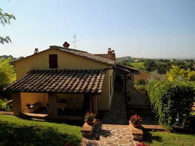 Photo for RAJO APARTMENT IN AGRITURISMO