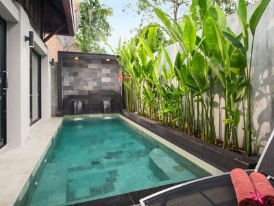 Photo for Two Bedroom Pool Residence 2