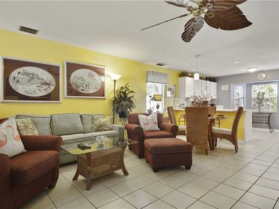 Photo for Duval Sea Turtle: 2 BR / 2.5 BA townhouse in Key West, Sleeps 6