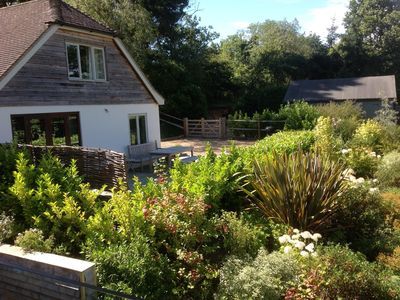 Photo for Two bedroom cottage in a quiet location with stunning views