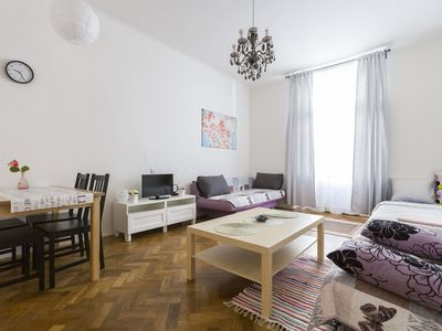 ★CENTER Apartment by Wenceslas Square★PRAGUE 1★