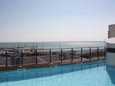 Photo for Central apartment in l'Ampolla, 100m to the sea