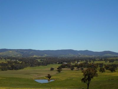 The Pyrenees Ranges.