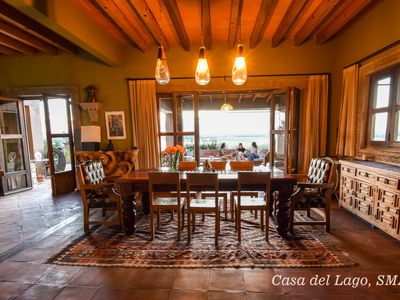 Photo for Beautiful House by the Lake in San Miguel de Allende