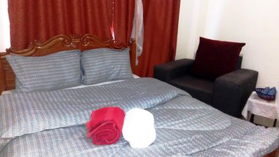 Photo for Furnished Apartment 10 Minutes To Airport