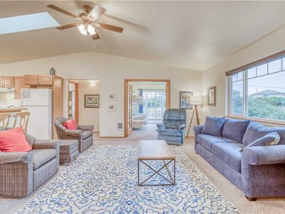 Photo for New Home with Great Ocean Views, King Suite and Wood Stove to Keep You Cozy!