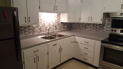 Freshly Painted, New Appliances