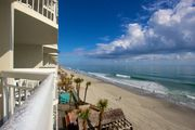 Perfect 4th Floor Oceanfront View at Waters Edge, King Bed Escape Winter Here, Indoor Pool & Hot Tub