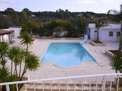 Photo for villa with pool 15 minutes from gallipoli