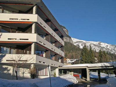 Photo for Apartment Residenza Quadra in Flims - 4 persons, 1 bedrooms