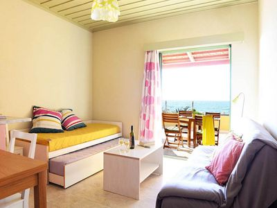 Photo for Arethousa Apartment by the sea welcomes you t... - One Bedroom Apartment, Sleeps 5