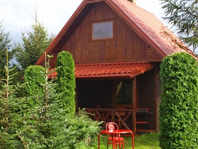 Photo for Charming cottage - fireplace, terrace, garden, barbecue. Close to sea & lake