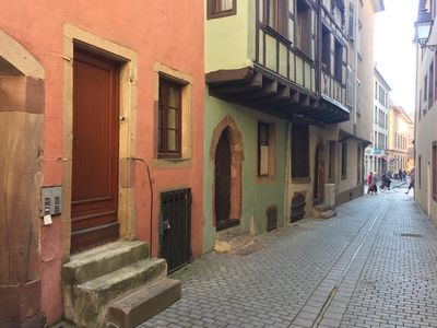 Photo for Cozy townhouse in the heart of Strasbourg