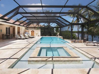 Photo for Wischis Florida Vacation Home - Coconut Dream in Cape Coral